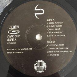 Lootpack - Soundpieces: Da Antidote! (Instrumentals), 2xLP