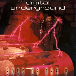 Digital Underground - Sons Of The P, LP