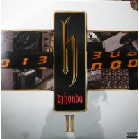 DJ Honda - HII, 2xLP