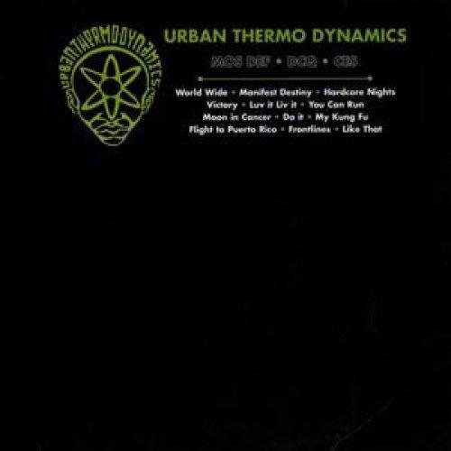 Urban Thermo Dynamics - Urban Thermo Dynamics, 2xLP