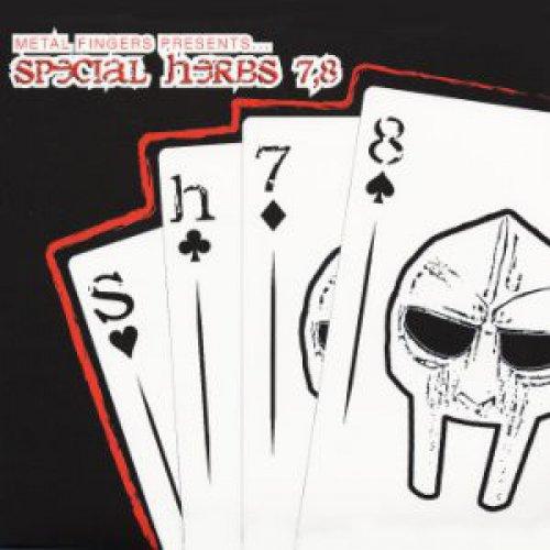 Metal Fingers - Special Herbs Vol. 7 & 8, 2xLP
