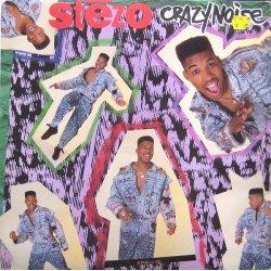 Stezo - Crazy Noise, LP
