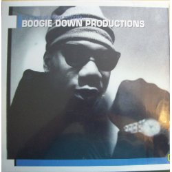Boogie Down Productions - The Best Of B-Boy Records, 3xLP