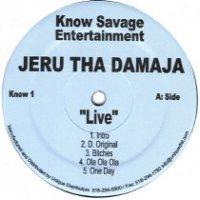 Jeru The Damaja - Live, 2xLP