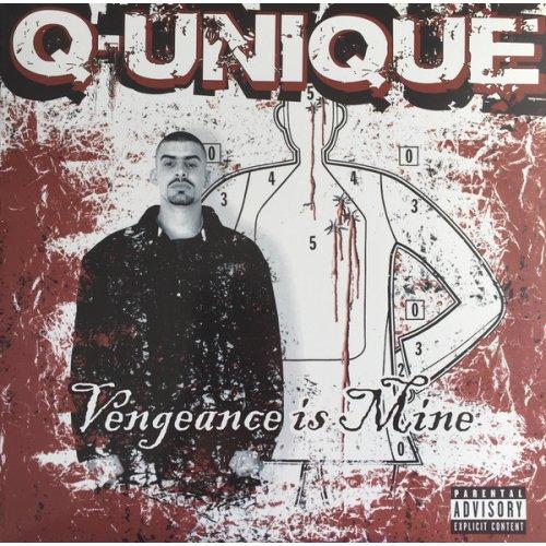 Q-Unique - Vengeance Is Mine, 2xLP