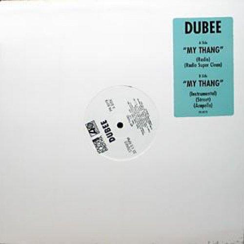 "Dubee - My Thang, 12"", Promo"