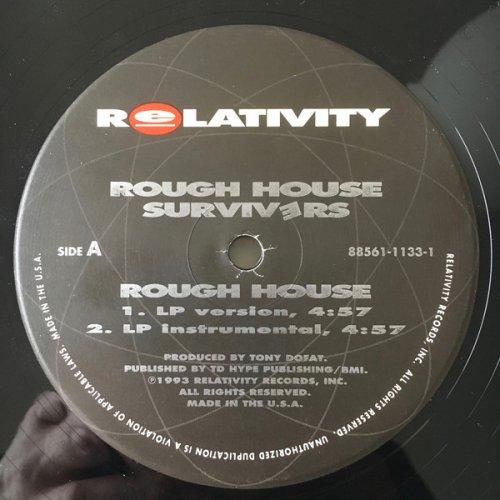 """Rough House Survivers - Rough House, 12"""""""