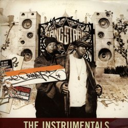 Gang Starr - The Ownerz (The Instrumentals), 3xLP