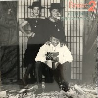Positive Two Featuring Spinmaster JL - Positive 2 Featuring Spinmaster JL, LP
