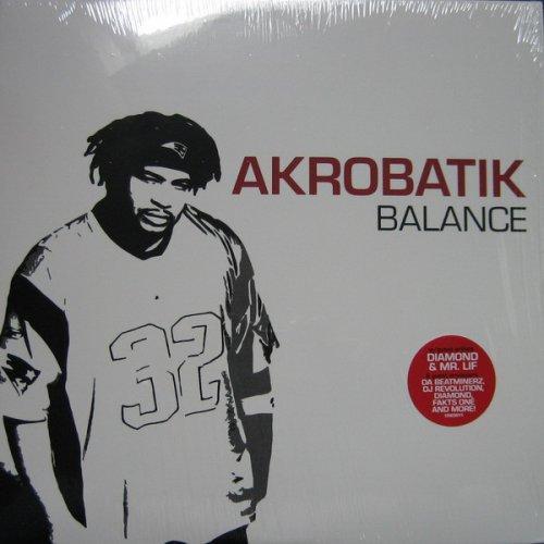 Akrobatik - Balance, 2xLP