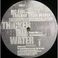 "MC Eiht - Thicker Than Water, 12"", Promo"