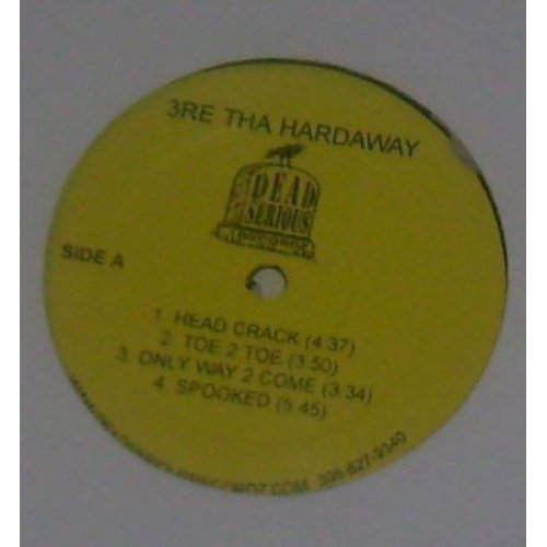3re Tha Hardaway - 3re Tha Hardaway, 2xLP
