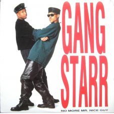 Gang Starr - No More Mr. Nice Guy, LP, Reissue