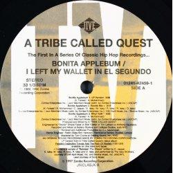 """A Tribe Called Quest - Bonita Applebum / I Left My Wallet In El Segundo, 12"""""""
