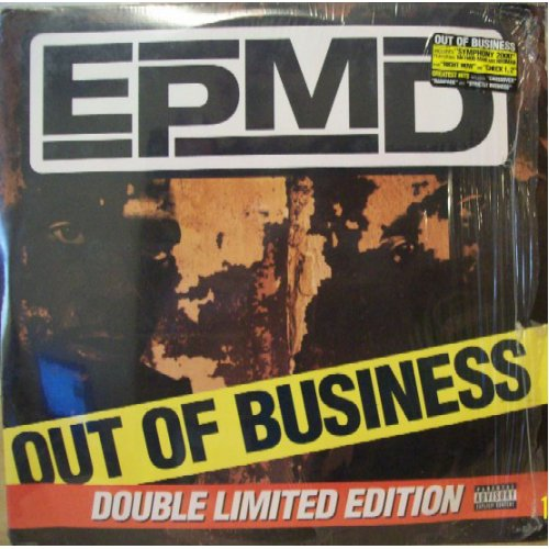 EPMD - Out Of Business, 4xLP