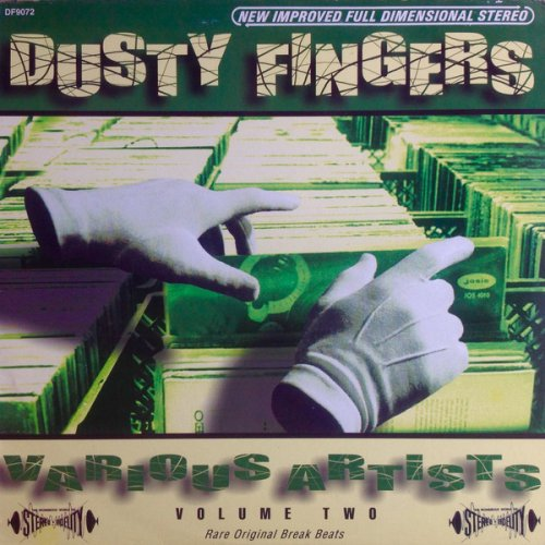 Various - Dusty Fingers Volume Two, LP