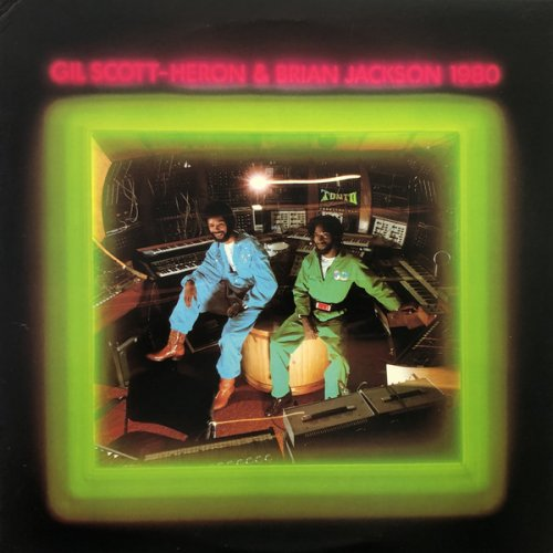 Gil Scott-Heron & Brian Jackson - 1980, LP