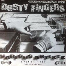 Various - Dusty Fingers Volume Five, LP