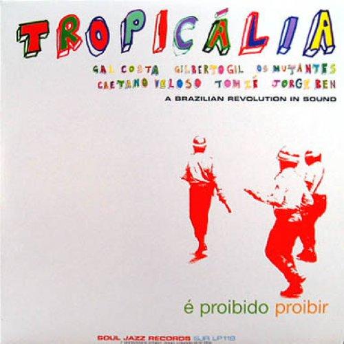 Various - Tropicália (A Brazilian Revolution In Sound), 2xLP