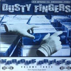 Various - Dusty Fingers Volume Three, LP