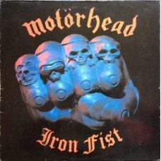 Motörhead - Iron Fist, LP