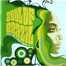 Various - Soul Of Brazil, 2xLP