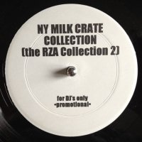 Various - NY Milk Crate 12 - The RZA Collection Part 2,