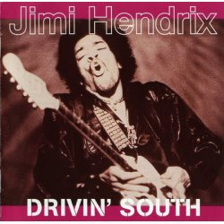 Jimi Hendrix - Drivin' South, LP
