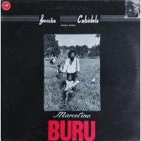 Marcelino Buru - Sessão Cabidela, LP