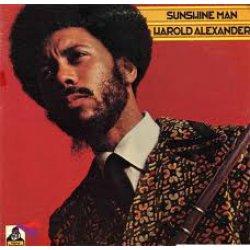 Harold Alexander - Sunshine Man, LP, Reissue