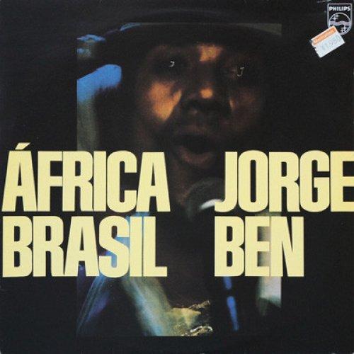 Jorge Ben - África Brasil, LP