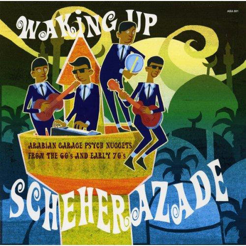 Various - Waking Up Scheherazade, LP