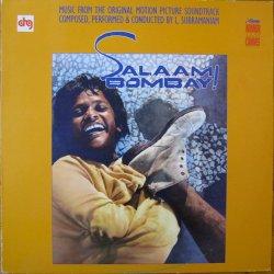 L. Subramaniam - Salaam Bombay!, LP