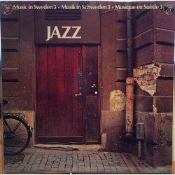 Various - Music In Sweden 3: Jazz, LP