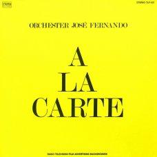 Orchester José Fernando - A La Carte, LP