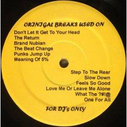 Various - Brand Nubian Breaks, LP