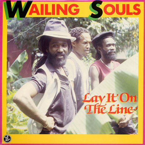 Wailing Souls - Lay It On The Line, LP