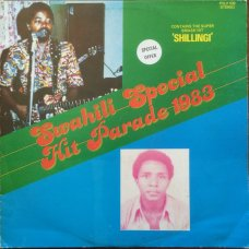 Various - Swahili Special Hit Parade, LP