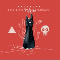 Machacha - ExacteFuckingREMIX, 2xLP (Sort/black vinyl)