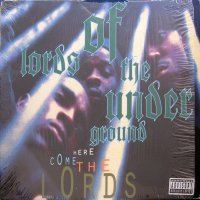 Lords Of The Underground - Here Come The Lords, 2xLP