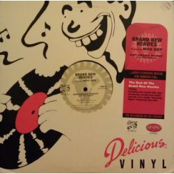 "The Brand New Heavies / Fatlip - Saturday Night (Jay Dee Remix) / Worst Case Scenario, 12"", Promo"