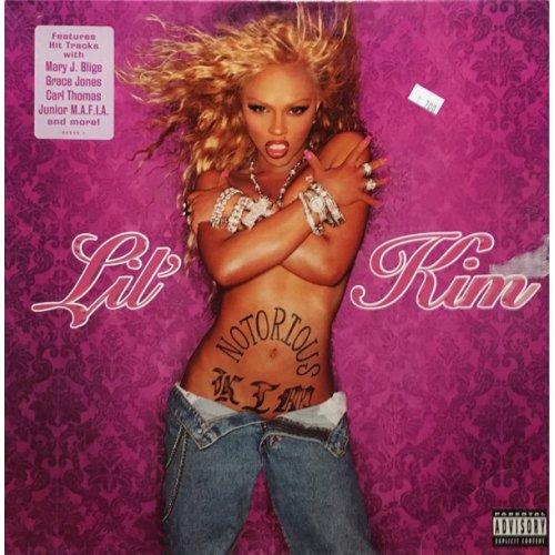 Lil' Kim - Notorious K.I.M., 2xLP