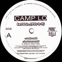 "Camp Lo - Luchini AKA (This Is It) / Swing, 12"", Promo"