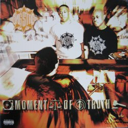 Gang Starr - Moment Of Truth, 3xLP