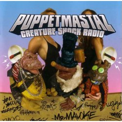 Puppetmastaz - Creature Shock Radio, LP