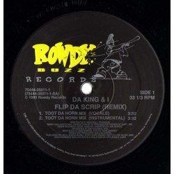 """Da King & I - Flip Da Scrip (Remix), 12"""""""
