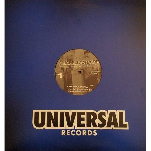 Chamillionaire - The Sound Of Revenge, 2xLP, Promo
