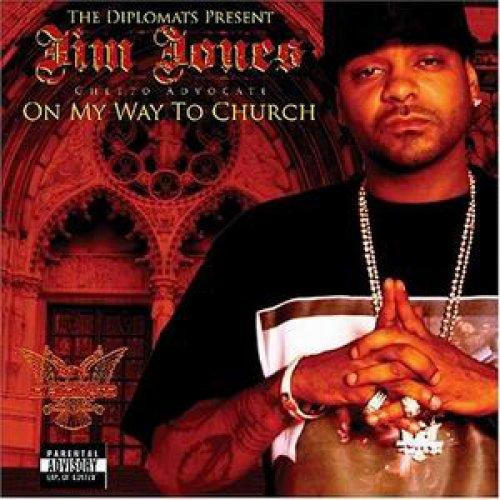 The Diplomats Present Jim Jones - On My Way To Church, 2xLP