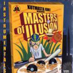 KutMasta Kurt Presents Masters Of Illusion - Kut Masta Kurt Presents Masters Of Illusion - Instrumentals, 2xLP