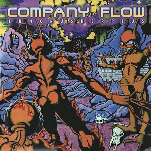 Company Flow - Funcrusher Plus, 2xLP, Reissue